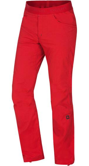 Ocun Mánia lange broek Heren rood